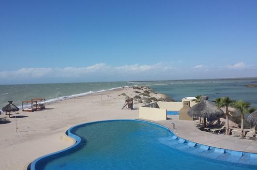 Laguna Shores Resort 5000 feet pool
